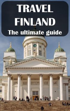 The only guide you need for traveling Finland. Winter tourism, outdoor activities, cities and Europe Travel Tips, Travel Guides, Travel Destinations, Travel Hacks, Travel News, Travel Abroad, Traveling Tips, European Destination, European Travel
