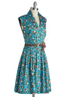 Bloom and Fro Dress, #ModCloth