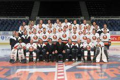The 1999-2000 New York Islanders.