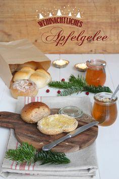 MachenStattReden: Alle Jahre wieder − Apfelgelee mit Amaretto