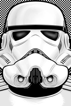 Storm Trooper Portrait Series by =Thuddleston