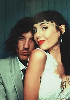 oliver sykes and hannah snowdon wedding - Google Search