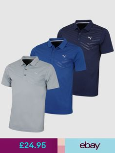 finest selection a0aad f8843 Puma Golf Casual Shirts   Tops  ebay  Clothes, Shoes   Accessories. More  information. More information. Adidas Golf ClimaCool Energy Colorblock Polo  ...