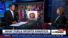 What fuels sports fanatics