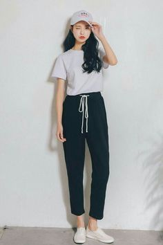 Fashion Guys, Korean Girl Fashion, Korean Fashion Trends, Ulzzang Fashion, Teen Fashion Outfits, Mode Outfits, Asian Fashion, Trendy Fashion, Fashion Models