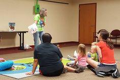 Preschool Storytime Stone Mountain- Sue Kellogg Library Stone Mountain, GA #Kids #Events