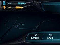 Race Interface 1 by Alex Volkov