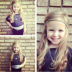 little fashionista ♥ Cute Little Girls, My Little Girl, My Baby Girl, Girly Girl, Cute Kids, Baby Baby, Little Girl Fashion, Toddler Fashion, Kids Fashion