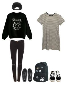 Stray Italian Greyhound by theaserr on Polyvore featuring polyvore fashion style Pull&Bear Vans clothing