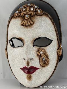 venetian carnevale pierrot - Google Search