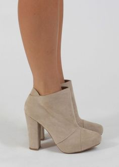 Stylish Women's Ankle Boots With Black Suede and Sexy High Heel ...
