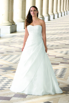 Fuxz Bridal,provide online custom made service for wedding dresses,prom dresses,evening dresses,we sell directly from our factory. Cute Wedding Dress, One Shoulder Wedding Dress, Wedding Dresses, Pretty Dresses, Beautiful Dresses, Fashion Online Shop, Evening Dresses, Prom Dresses, Marie