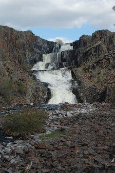 Hog Canyon Falls, Washington near spokane