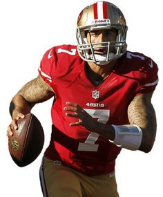 Colin makes it to 49ers as QB