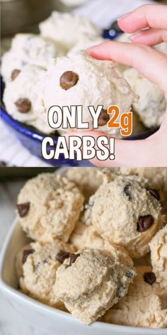 Crazy Good Keto Cookie Dough Fat Bombs is part of Keto cookies - You won't believe these Keto Cookie Dough Fat Bombs are only 2 grams of carbs per serving! So rich and delicious they literally melt in your mouth! Keto Cookie Dough, Keto Cookies, Keto Fat, Low Carb Keto, High Fat Keto Foods, Ketogenic Recipes, Low Carb Recipes, Ketogenic Diet, Keto Bombs