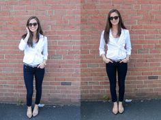2 Girls, 2 Cities: White, Leopard, Bows