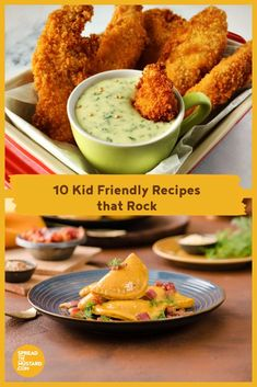 Tempt the pickiest eaters with these kid friendly recipes. Rub Recipes, Lunch Recipes, Appetizer Recipes, Chicken Recipes, Cooking Recipes, Kid Friendly Appetizers, Kid Friendly Meals, Mustard Recipe, Creamy Mac And Cheese