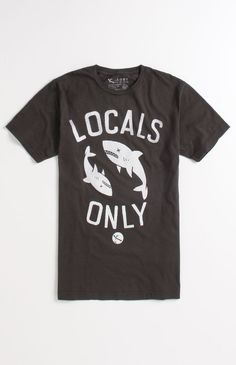 """Graphic/Layout/Art """"Locals Only"""""""