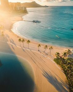 Travel Around The World, Around The Worlds, Hawaii Usa, I Love The Beach, Beautiful Places In The World, Amazing Places, Gif Pictures, Mother Nature, The Good Place
