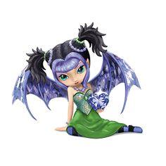 Treasure Fairies Figurine Collection