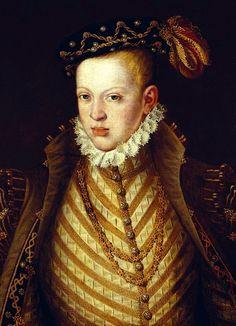 Dom Sébastien, roi du Portugal, par Cristobal de Morales
