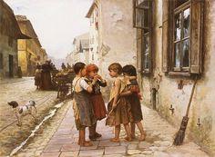 Antoni Kozakiewicz 1891-1892  Na_ulicy.jpg 800×588 pixels