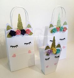 Unicorn favorsunicorn favor boxesunicorn favor bagsunicorn