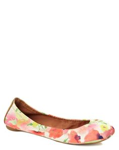 Emmie Ballet Flats - Accessories Collection - Lucky Brand Jeans