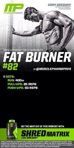 Fat Burner #82
