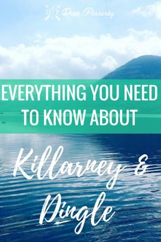 In this blog post you will learn how to get from Killarney to Dingle, things to do in Killarney, things to do in Dingle and the pros and cons of both to help you decide either Dingle or Killarney. Plus all the information you need to know about Killarney and dingle from a local