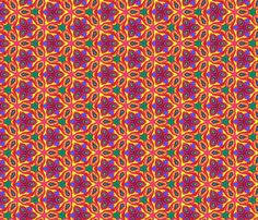 psychedelic_designs_12 fabric by southernfabricdiva on Spoonflower - custom fabric