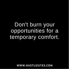 Don't ruin what will bring growth and success. Embrace every opportunities that will come your way. Motivation Success, Ruin, Helping People, Online Business, Opportunity, Words, Easy, Ruins, Horse
