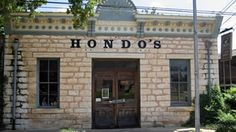 Great Texas food, music, atmosphere - all in walking distance http://www.visitfredericksburgtx.com/food-wine/hondos/