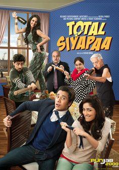 """""""I can Relate to Total Siyapaa' – Yami Gautam Speaks Out Ahead of Film's release."""