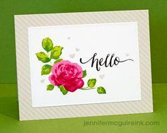 Jennifer McGuire Ink