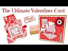 The Ultimate Valentines Card | Valentine's Series 2018 - YouTube
