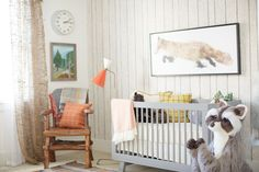 Galleries / Baby Miles and His Nursery | The Little Umbrella