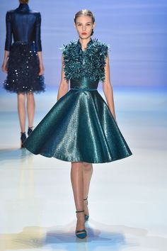 FALL 2014 COUTURE GEORGES HOBEIKA COLLECTION