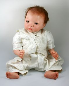 "Handcrafted Doll ""Edward"" £120"