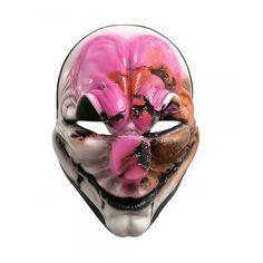 MÁSCARA PAYDAY 2 OLD HOXTON … Producto de calidad y con licencia., Máscara del videojuego Payday 2 Fabricante: GAYA