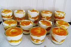 Creme Dessert, Panna Cotta, Cheesecake, Pudding, Ethnic Recipes, Desserts, Food, Schokolade, Peach