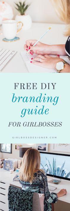 FREE DIY Branding Gu