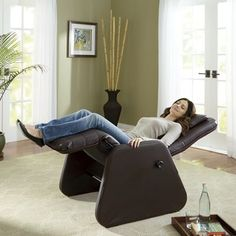1000 ideas about leather recliner chair on pinterest - Zero gravity recliner chair for living room ...
