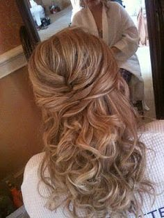 wedding hairstyles medium hair - Google Search