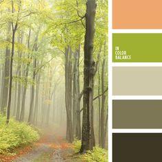 Сочная и экспрессивная цветовая композиция. Насыщенные оттенки зеленого создают тихую, глубокую атмосферу. Апельсиновый и нежно-персиковый – мягкую гармонию. Броский алый цвет придает гамме яркости и выразительности. Такие краски прекрасно могут составить основу летнего гардероба, как женского, так и мужского молодежного.
