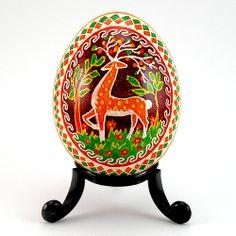 Masculine Paradise - Real Handmade Traditional Ukrainian Chicken Egg | Flickr - Photo Sharing! Ukrainian Easter Eggs, Ukrainian Art, Egg Pictures, Egg Shell Art, Christmas Trends, Egg Designs, Egg Art, Chicken Eggs, Egg Decorating