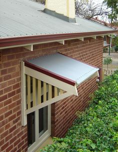 Timber Window Awnings More