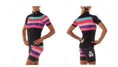 2014 Betty Designs world champion cycling kit