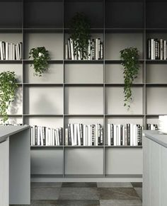 The Cut Kitchen - library
