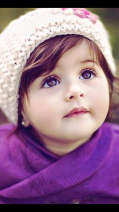 New Baby Cute Photography Beautiful Ideas Cute Kids Pics, Cute Baby Girl Pictures, Cute Girl Photo, Cute Little Baby Girl, Baby Kind, Baby Boys, Cute Baby Girl Wallpaper, Kids Wallpaper, Cute Babies Photography